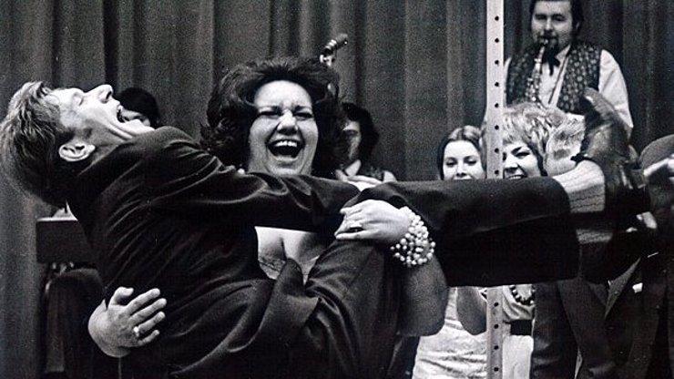 Tajemství kouzla Heleny Růžičkové: Muže přitahovala jako magnet, i když vážila 200 kilo