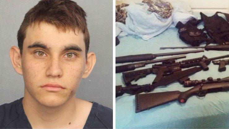 Krveprolití na Floridě: Vrah do školy přijel Uberem, postřílel 17 studentů a šel se najíst do McDonaldu!