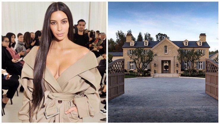 Sídla za miliony: Jak si žijí Kardashianovi a kdo z nich vystřídal nejvíc domů?