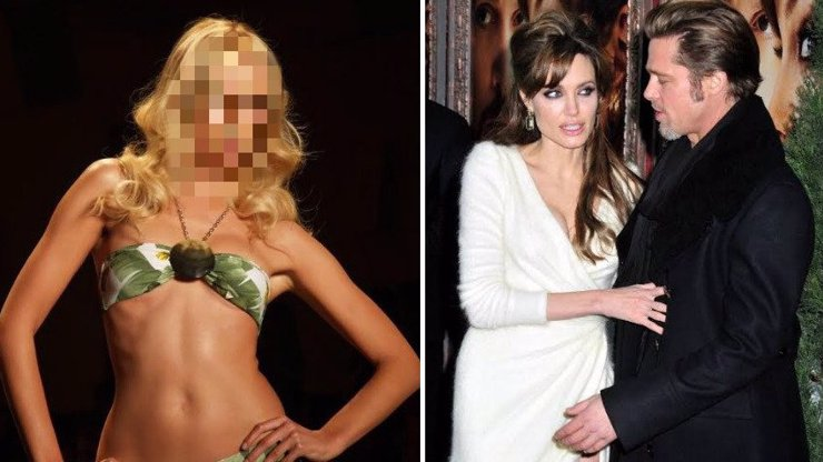 Jolie a Pitt měli v posteli slavnou Češku: Tyhle orgie se nepovedly. ANGELINA TROJKU NEZVLÁDLA!