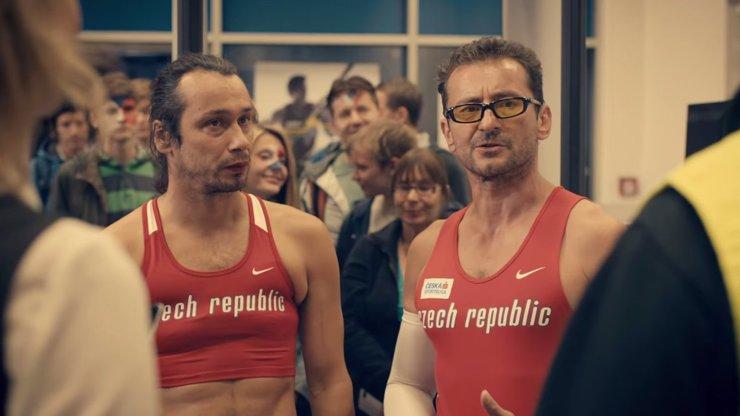 To chceš vidět: Vetchý s Liškou si střihli reklamní spot, na který homosexuálové a transky nezapomenou!