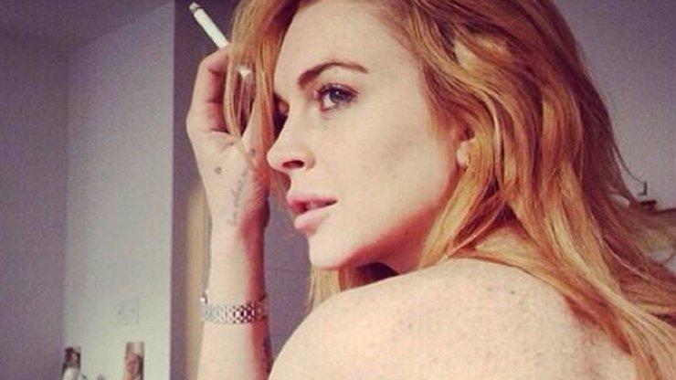 Lindsay Lohan odhalila v televizním pořadu své děsivé a velice smutné tajemství