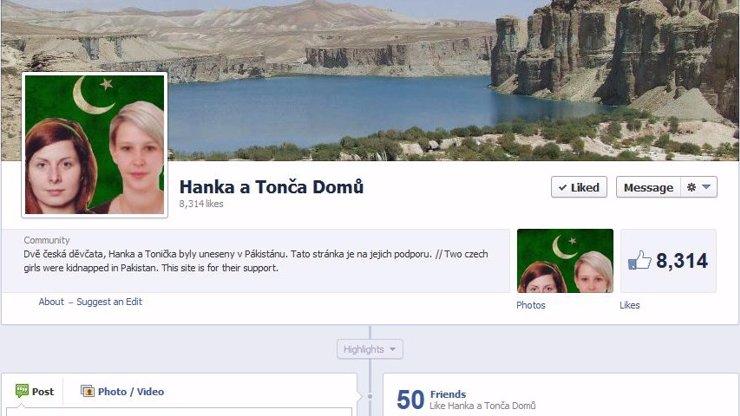 Pohne se konečně něco v kauze unesené Toničky a Hanky? Pákistánský senátor přislíbil po návštěvě Česka svou pomoc