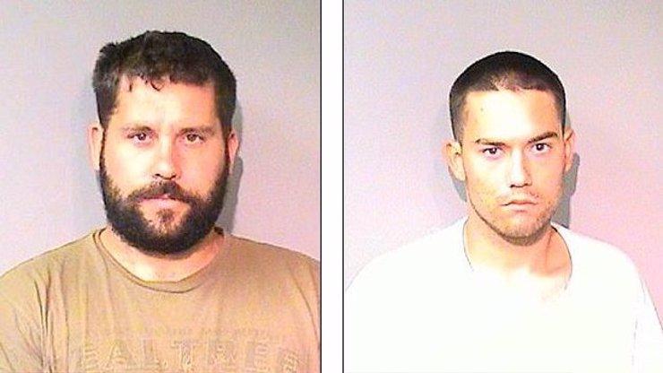 Hrůza: Tito dva pěstitelé marihuany unesli 15letou dívku a drželi ji v plechové bedně jako  sexuální otrokyni!
