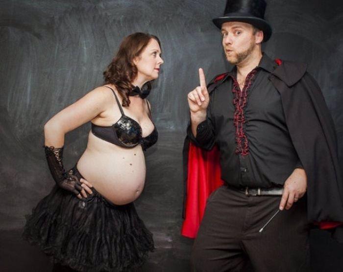 Dámy, pozor! Chcete, aby se vám narodilo dítě? Tak na to jdete špatně, pomůže vám jedině kouzelnický trik!