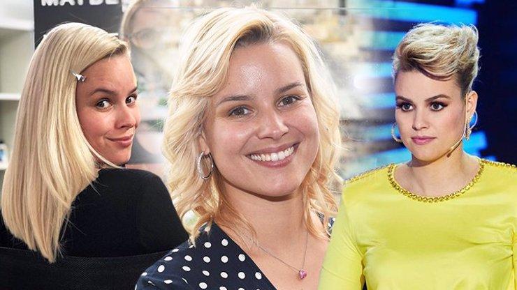 Make-up versus realita: Za dokonalou tvář v SuperStar vděčí Patricie Pagáčová profesionálům