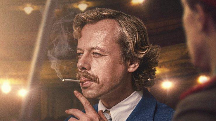 Film Havel: Viktor Dvořák musel nutně opustit natáčení, co se stalo?