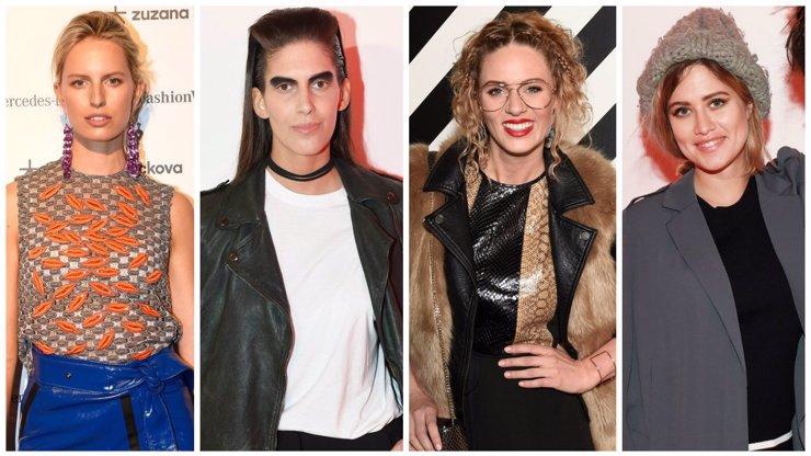 Celebrity a pražský týden módy: NEJHNUSNĚJŠÍ módní kreace na světě?