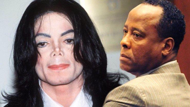 Lékař, který zabil Michaela Jacksona (†50): Dával jsem mu na noc kondom, jinak si zašpinil postel!