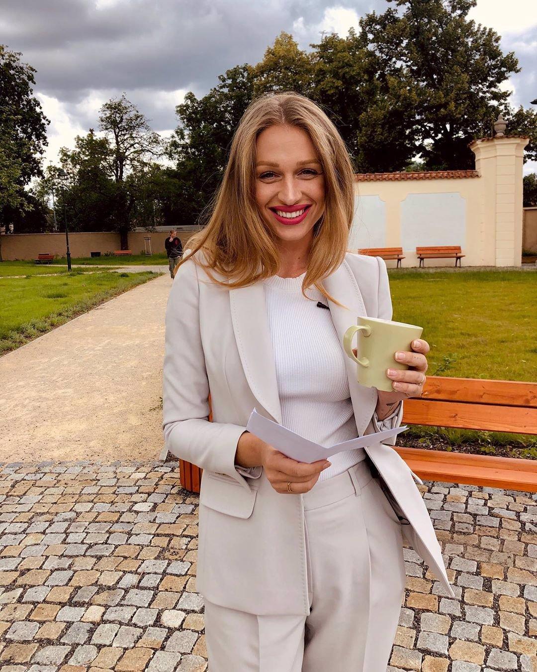 Modelka z děcáku Veronika Kašáková: Od snoubence utekla, nyní oznámila těhotenství