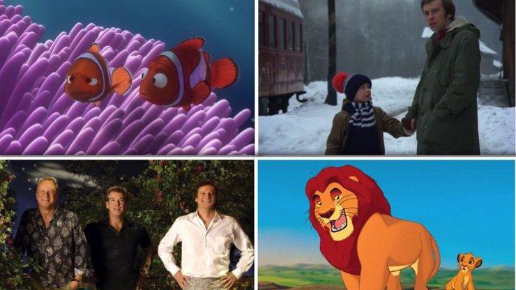 Den otců je tady: Podívejte se na pět nejlepších filmových tatínků