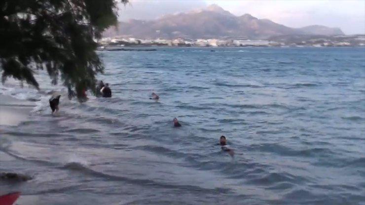 Český policista proniknul na Krétě na natáčení filmu, video pak vydával za tonoucí migranty