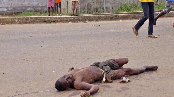 Lidská blbost nezná mezí! Lidé rabovali v centru pro léčbu eboly, infikované věci si odnášeli domů!