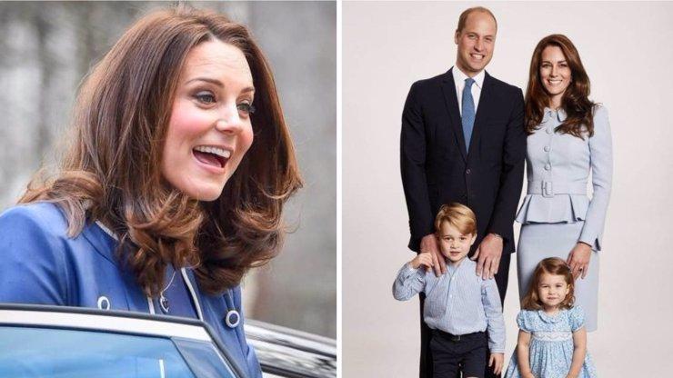 A je jasno: Vévodkyně Kate přivedla na svět dalšího syna! Je to kluk jako buk