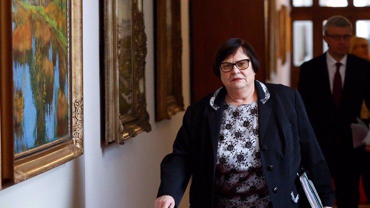 Koho Marie Benešová nazývá prasetem? Záhadná SMS od ministryně spravedlnosti