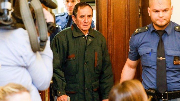 Terorista Balda je venku z basy: Myslel jsem na lidičky a jejich řízky, tvrdí o svém činu