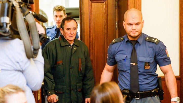 První český terorista Balda je volný: Příznivec SPD se prý názorově posunul