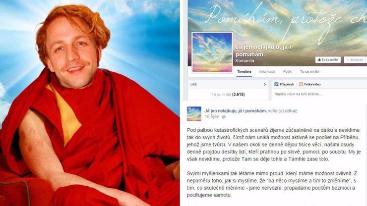 Klus se definitivně zbláznil, založil na Facebooku stránku, která je horší než Strážná věž