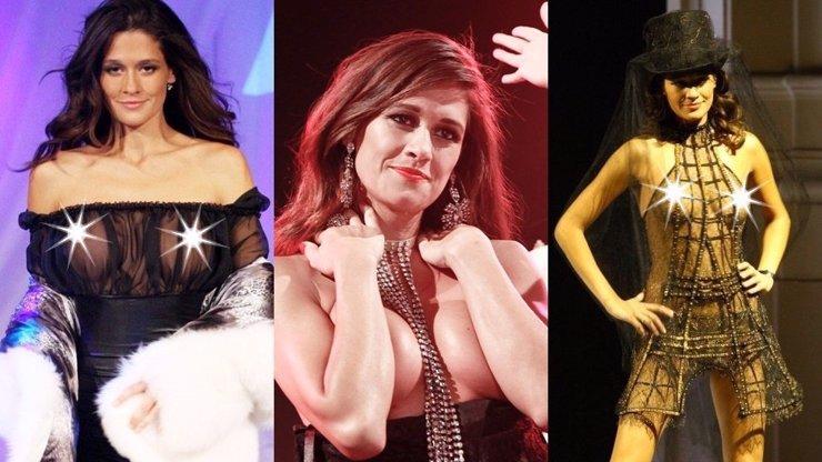 Pánové, držte si klobouky: 5 nejhanbatějších fotek modelky Petry Faltýnové!