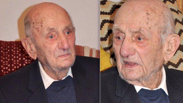 Zemřel nejstarší muž světa: Naposledy vydechl ve 114 letech