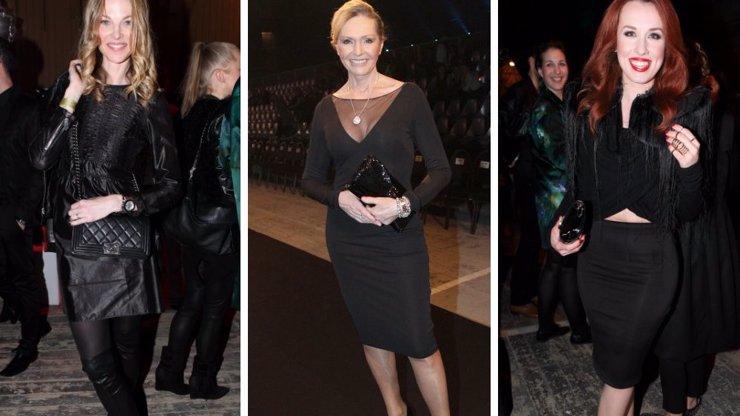 Co se nosí v Praze: 4 celebrity, které se převlékly za