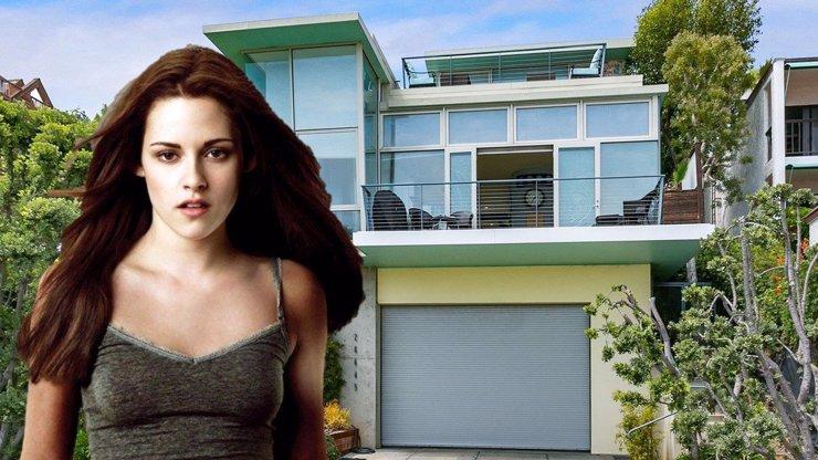 Kristen Stewart prodává svou vilu v Malibu za stovky milionů: Takhle žila hvězda Stmívání
