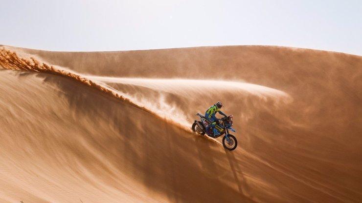 Křest ohněm! Čeští závodníci promluvili o právě probíhající Rallye Dakar 2021