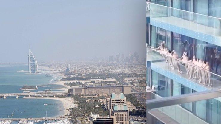 15 nahotinek na balkoně! Hříšné záběry rozhněvaly policii, hrozí vězení i obří pokuta