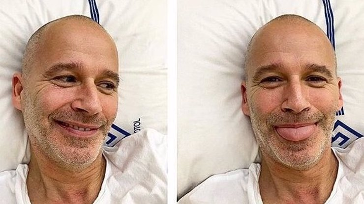 Vyhublý Honza Musil: Směje se, ale po operaci se objevil problém!