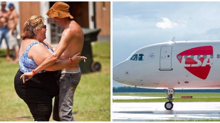 15 důvodů, proč jsou Češi a Slováci ti nejhorší spolusedící v letadle!