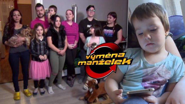 Autistická holčička (4) ve Výměně manželek: Strach z vyvraždění rodiny
