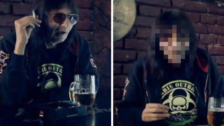 To je šok! Jednooký rocker Brichta skoro po 40 letech sundal brýle a ukázal, jak doopravdy vypadá