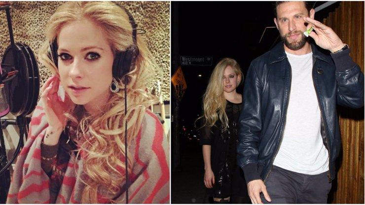 Avril Lavigne rozhodně není mrtvá a navíc má nového přítele!