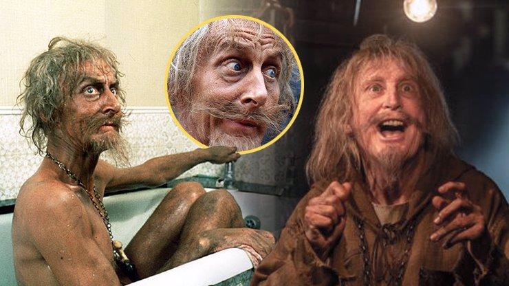 Nový Čáryfuk zamíří do kin: Všemi milovaný čaroděj je skoro na chlup stejný jako ten původní