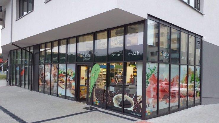Žabka nadále expanduje. Otevřela již svou 118. prodejnu v České republice