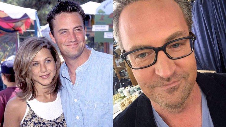 Chandler z Přátel po rozchodu zavítal na seznamku: Zn. Matthew Perry hledá lásku!