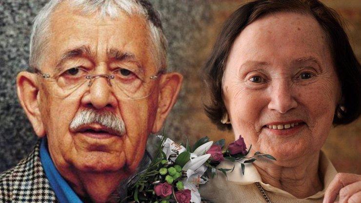 Poslední rozloučení s Bíbou, první ženou Brodského: Nikdy na ni nezapomenu, říká Tereza Brodská