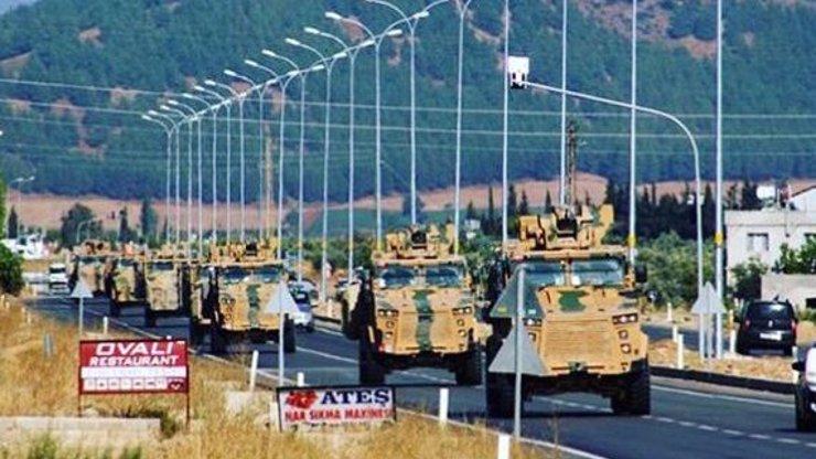 Turecká invaze na sever Sýrie začala: Válku odstartovaly nálety na Kurdy