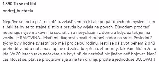 Životní rána pro nadaného hokejistu Buchtelu: Rakovinu ve dvaceti letech nečekáš, píše Ondra
