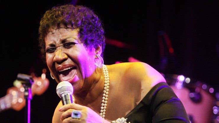 Smrt legendy: Zemřela Aretha Franklin (†76), zpěvačka jednoho z největších hitů světa! VIDEO