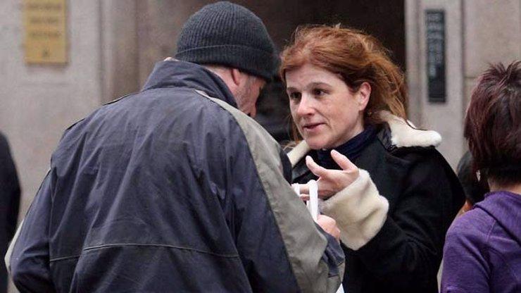 Žena si popletla slavného herce Richarda Gerea s bezdomovcem a nabízela mu pizzu k jídlu!