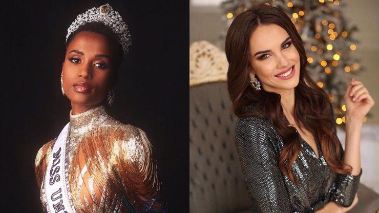 Miss Universe 2019 se stala čokoládová kráska: Češka Barbora Hodačová pohořela