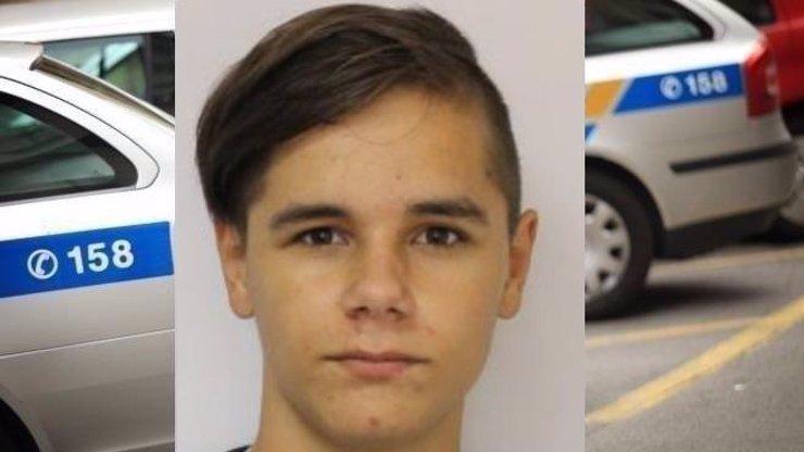 Pomozte s pátráním po Patrikovi: Šestnáctiletý chlapec se pohřešuje od minulé středy