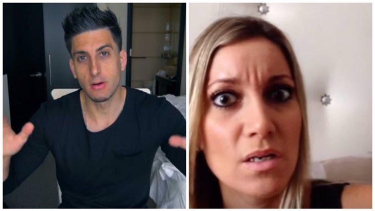 VIDEO: Muž po večírku přijal videohovor s přítelkyní. Jenže nějak zapomněl, kdo leží vedle něj!