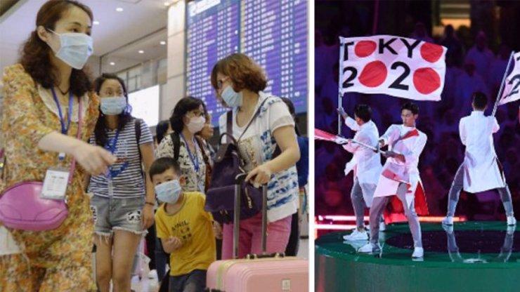 Koronavirus ohrožuje olympiádu v Tokiu: Sportovci se přesouvají tisíce kilometrů daleko