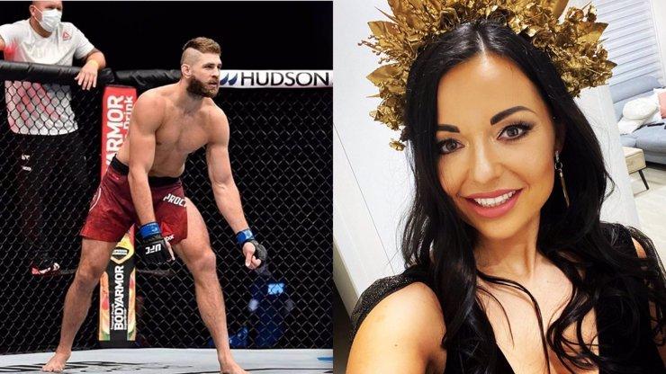 MMA zápasník Jiří Procházka promluvil o rozchodu s krásnou Kamilou: Vztah jsme drželi na sílu