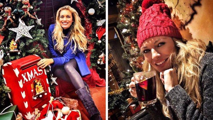 Lucie Borhyová radí unaveným ženám: Vánoční úklid dělejte až po Vánocích