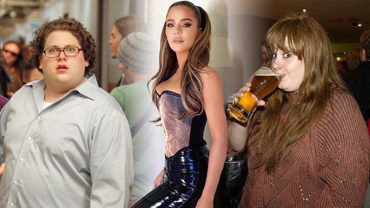 9 celebrit, které se změnily k nepoznání: Některé vypadají skvostně, jiné se šíleně propadly