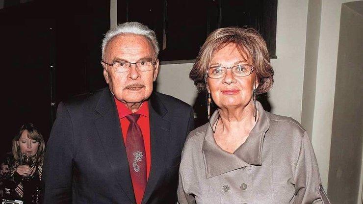 Nejtěžší rok v životě Jany Hlaváčové: Po smrti Luďka Munzara (†85) se uzavřela do sebe