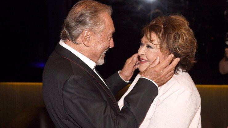 Karel Gott a Jiřina Bohdalová
